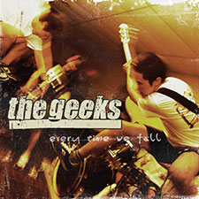 TFR025 The Geeks - Every Time We Fall