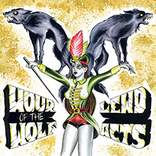 TFR032 Hour Of The Wolf / Lewd Acts - Split