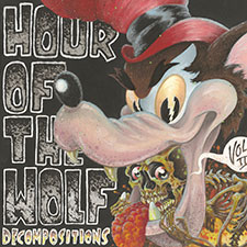 TFR053 Hour Of The Wolf - Decompositions Vol. II