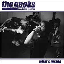 TFR012 The Geeks - What's Inside