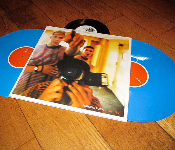 turning point blue vinyl