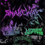 snakeway 2016 tour