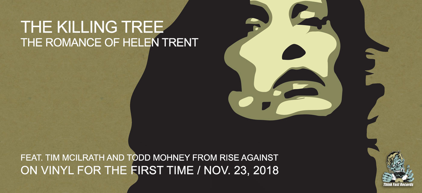 the killing tree the romance of helen trent vinyl